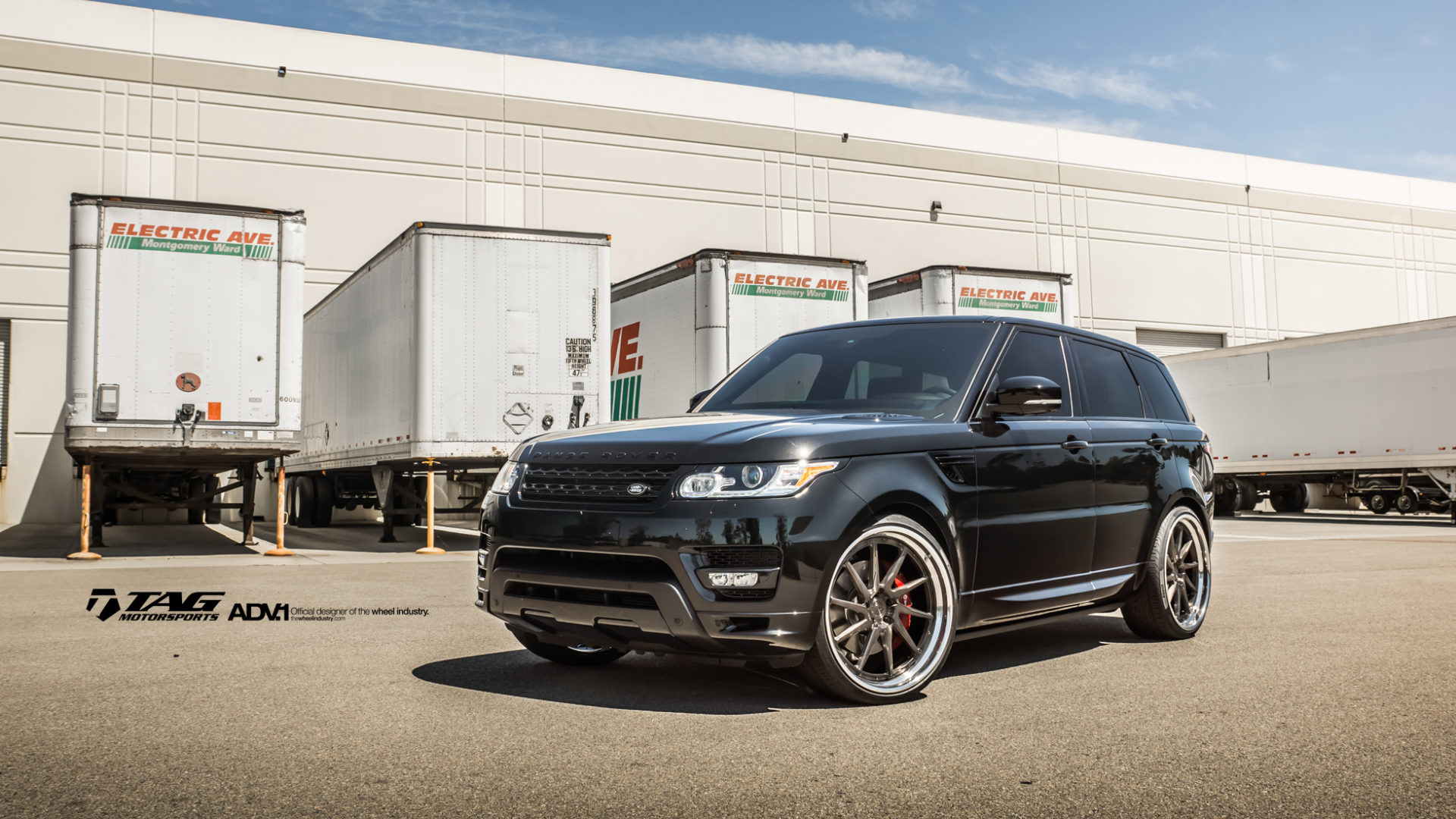 Adv One Direction Range Rover Sport Tag Motorsports