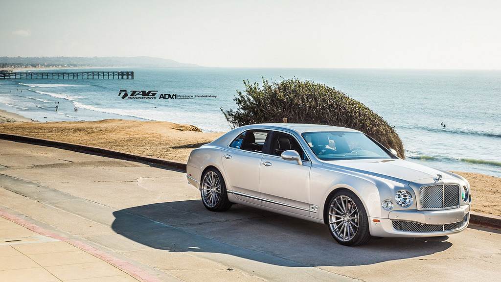 Sexiest Bentley Mulsanne By Tag Motorsports Amp Symbolic