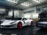 <b>Ferrari 458 Italia</b> &#8211; ADV005 MV.2 SL Series Wheels