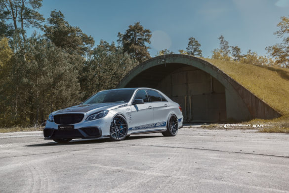 Mercedes-Benz E63 AMG - ADV7 M.V2 CS Series Wheels | Sizes: 20x9 / 20x11