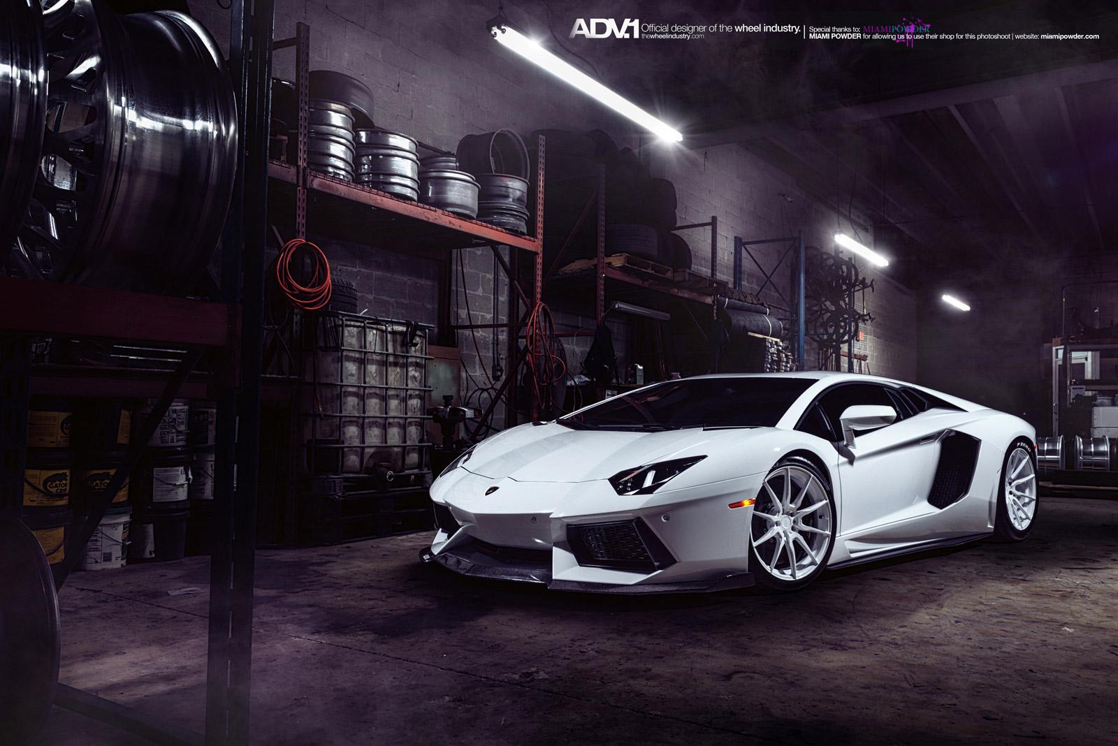 Lamborghini Aventador LP700 - ADV10 M.V1 CS