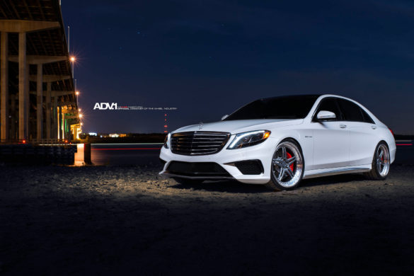 <b>Mercedes-Benz S63 AMG</b> &#8211; ADV05 Track Function SL Series Wheels
