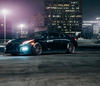 Prior Design Nissan GT-R R35 – Jotech1 M.V1 CS Series Wheels