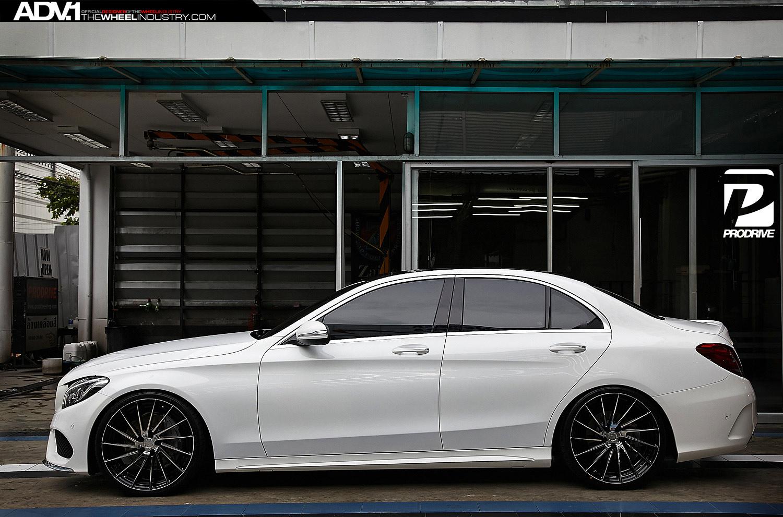 Mercedes benz c class adv15r m v2 sl wheels adv 1 wheels for Rims for mercedes benz c300