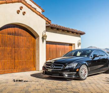 <b>Mercedes-Benz CLS63 AMG</b> – ADV10.0 Track Function SL Wheels