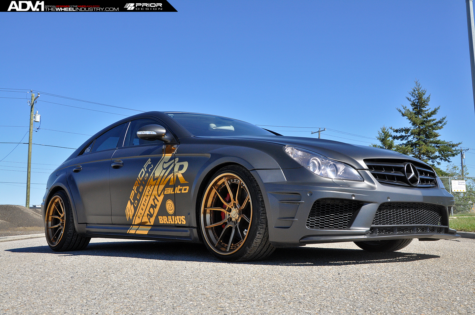mercedes benz cls55 amg adv5 0 track spec cs wheels adv 1 wheels. Black Bedroom Furniture Sets. Home Design Ideas