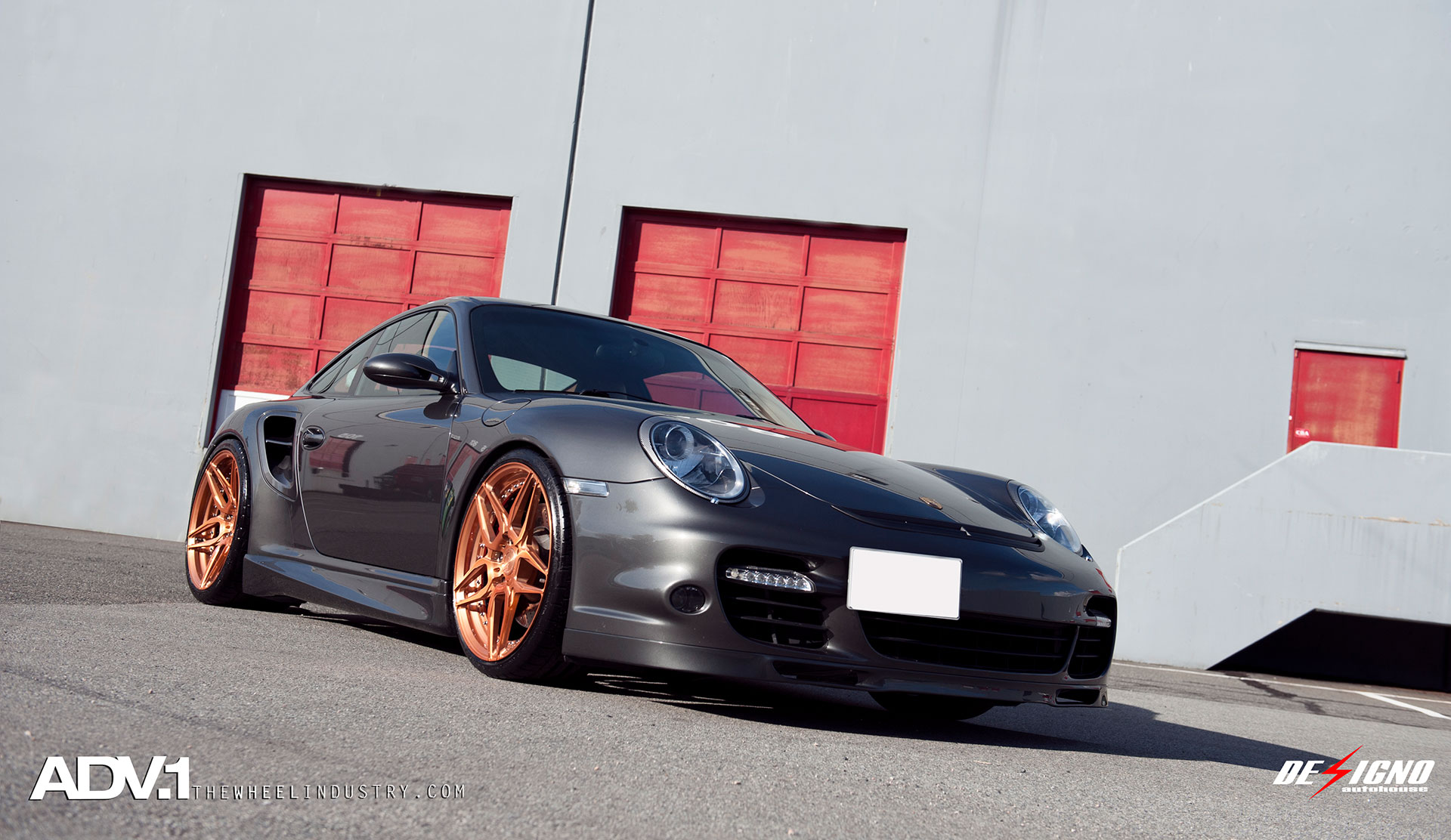 porsche 997 turbo adv05s m v2 cs series forged wheels. Black Bedroom Furniture Sets. Home Design Ideas