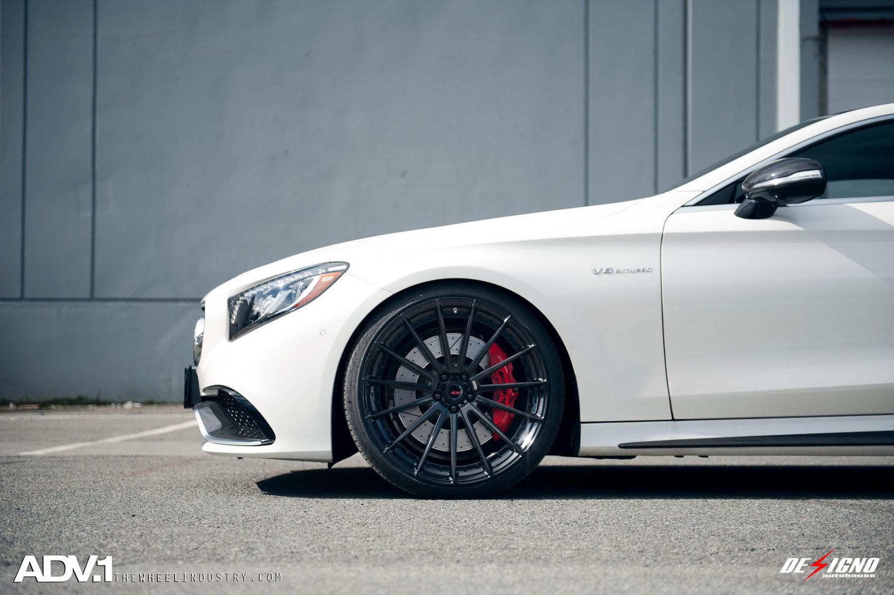 Mercedes-Benz S63 AMG - ADV15 M.V2 SL Series Forged Wheels