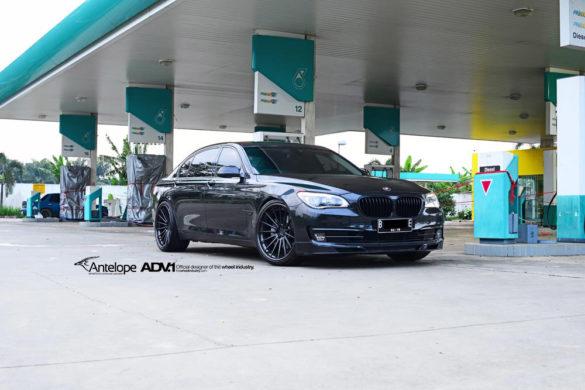 BMW Alpina B7 – ADV15 Track Spec Standard Series Wheels