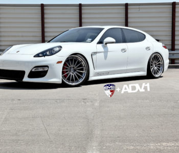 <b>Porsche Panamera</b> – ADV15 Track Spec Wheels