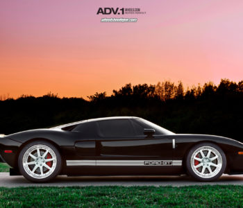 <b>Ford GT</b> – ADV08 Track Function Concave Wheels
