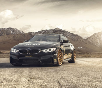 Mineral Black BMW F82 M4 – ADV8R M.V2 CS Concave Wheels