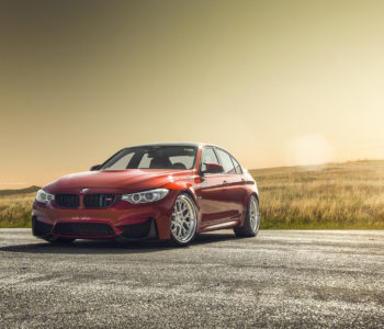 Sakhir Orange BMW F80 M3 – ADV10.0 Track Function CS Forged Wheels