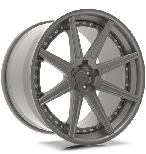 ADV08 Track Spec SL Series Three-Piece Forged Wheels