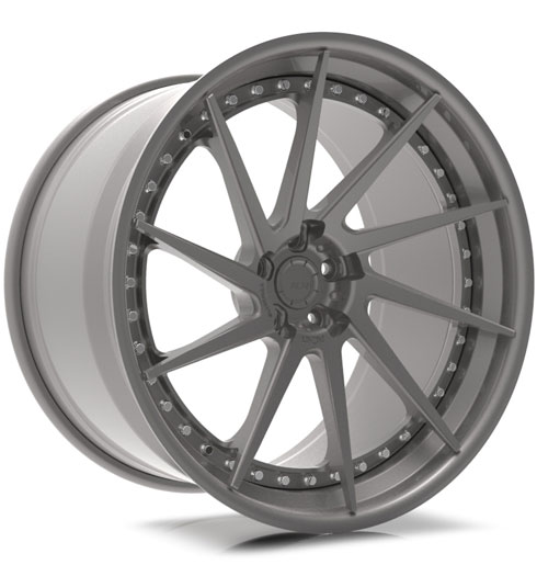 ADV10R Track Spec SL Series Three-Piece Forged Wheels