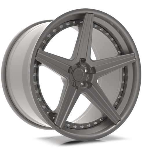 ADV5 Track Spec SL Series Three-Piece Forged Wheels