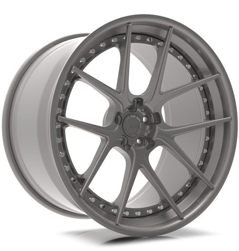 ADV5.0 Track Spec SL Series Three-Piece Forged Wheels