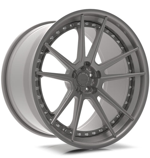 ADV5.2 Track Spec SL Series Three-Piece Forged Wheels