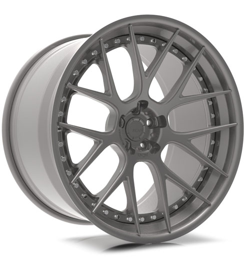 ADV7 Track Spec SL Series Three-Piece Forged Wheels