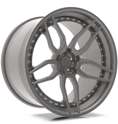 ADV005 Track Spec SL Series Three-Piece Forged Wheels
