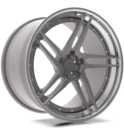 ADV05R Track Spec CS Series Three-Piece Wheels
