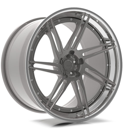 ADV07R Track Spec CS Series Three-Piece Wheels
