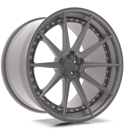 ADV10 Track Spec SL Series Three-Piece Forged Wheels