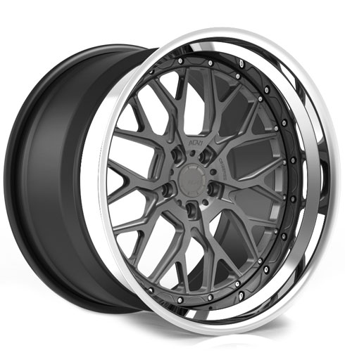 ADV10.0 Track Function CS Series Three-Piece Forged Wheels