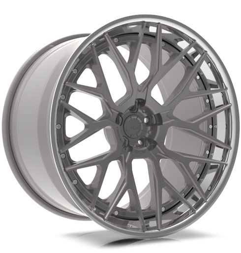 ADV10.0 Track Spec CS Series Three-Piece Wheels
