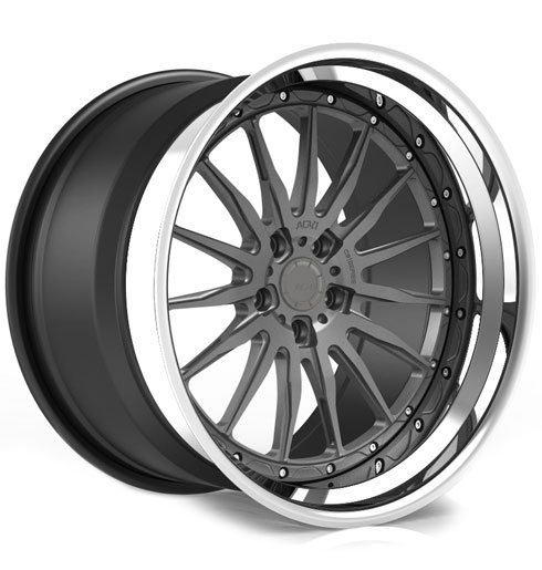ADV15 Track Function CS Series Three-Piece Forged Wheels