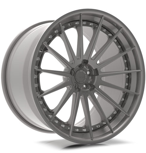 ADV15 Track Spec SL Series Three-Piece Forged Wheels