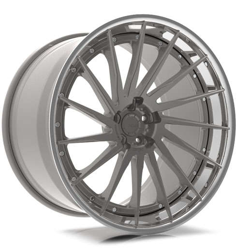 ADV15R Track Spec CS Series Three-Piece Wheels