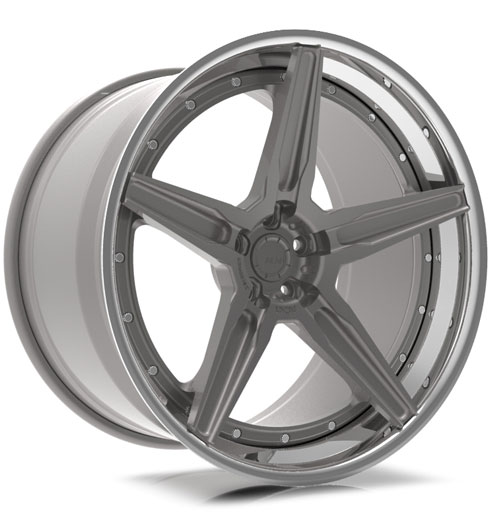 ADV5 Track Spec CS Series Three-Piece Wheels