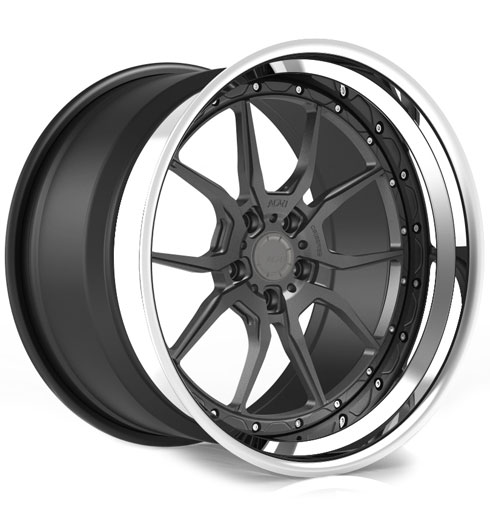 ADV5.0 Track Function CS Series Three-Piece Forged Wheels