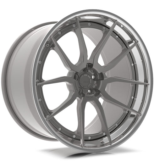 ADV5.0 Track Spec CS Series Three-Piece Wheels