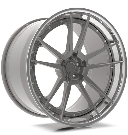 ADV5.2 Track Spec CS Series Three-Piece Wheels