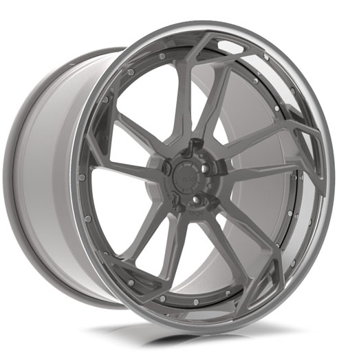 ADV5.3 Track Spec CS Series Three-Piece Wheels