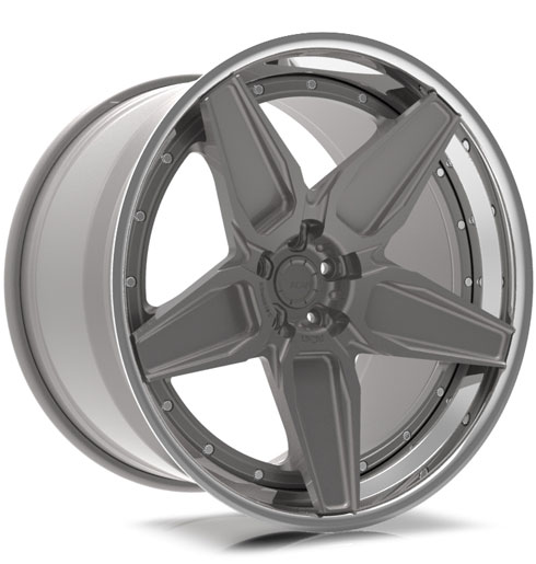 ADV5S Track Spec CS Series Three-Piece Wheels