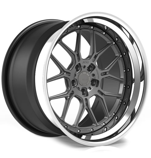 ADV7 Track Function CS Series Three-Piece Forged Wheels