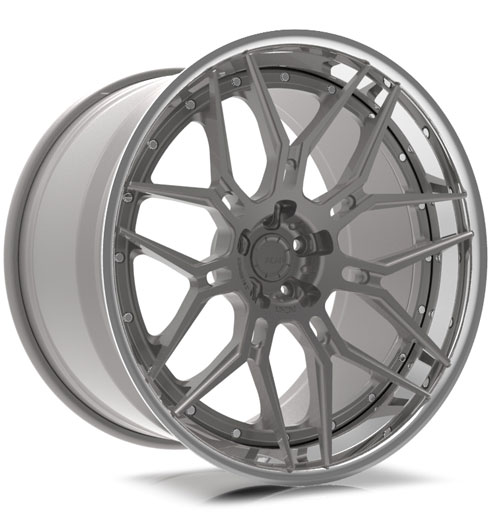 ADV7 Track Spec CS Series Three-Piece Wheels