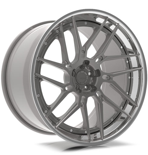 ADV7R Track Spec CS Series Three-Piece Wheels