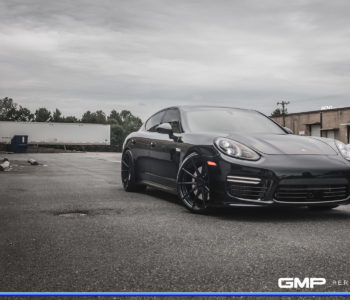 <b>Porsche Panamera Turbo</b> – ADV10 M.V2 SL Concave Wheels