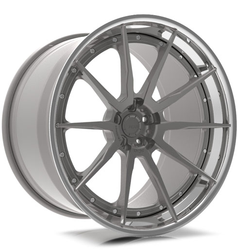 ADV10 Track Spec CS Series Three-Piece Wheels