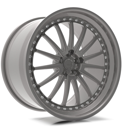 ADV15 Track Function SL Series Three-Piece Forged Wheels
