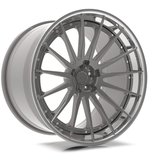 ADV15 Track Spec CS Series Three-Piece Wheels