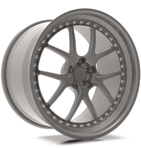 ADV5.0 Track Function SL Series Three-Piece Forged Wheels