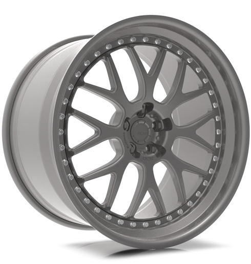 ADV8R Track Function SL Series Three-Piece Forged Wheels