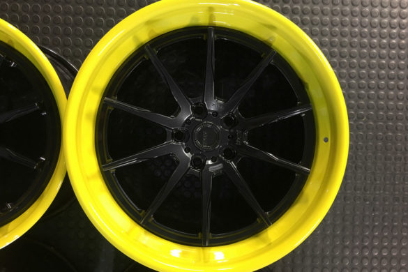 <b>Newborns:</b> Corvette C7 Z06 &#8211; ADV10 Track Function CS Wheels