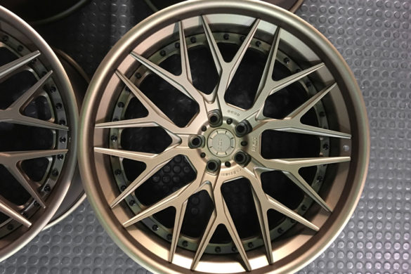 <b>Newborns:</b> Nissan GT-R &#8211; ADV10.0 Track Spec CS Wheels