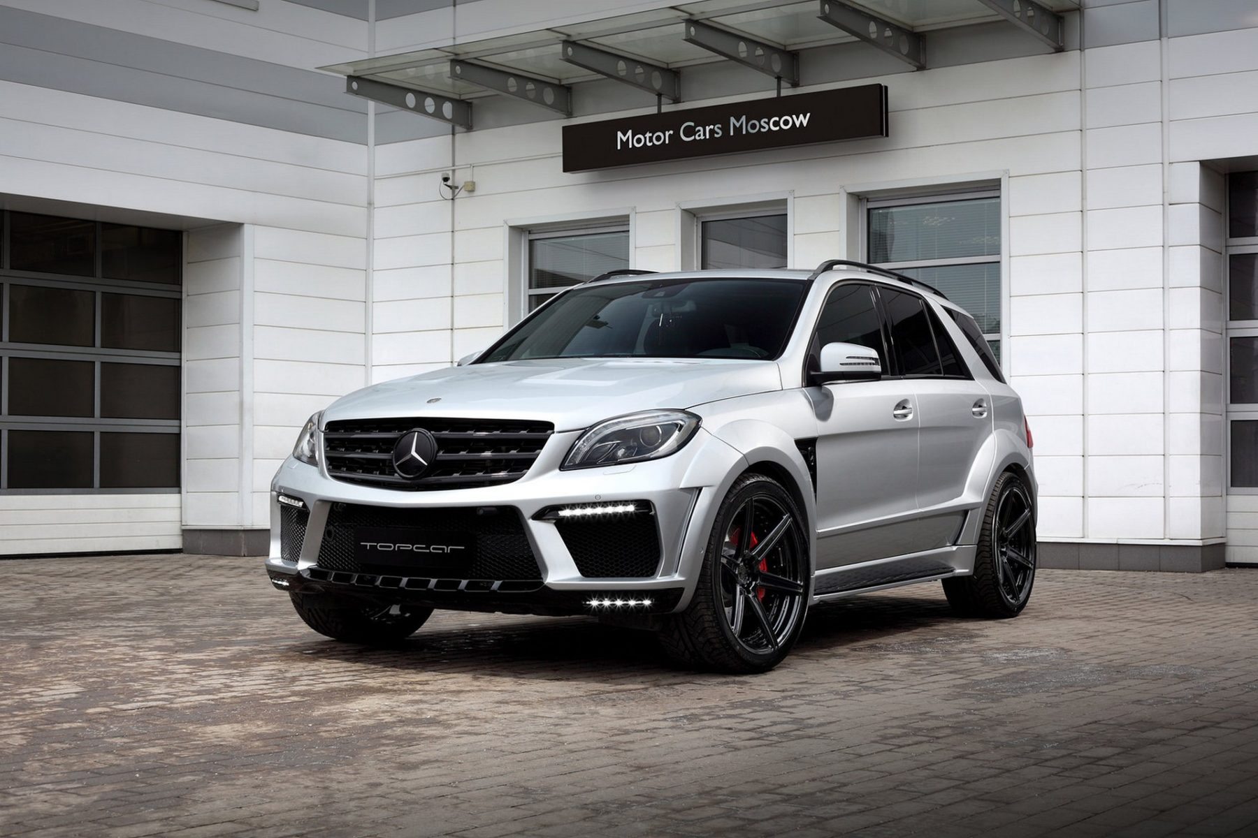 topcar inferno mercedes benz ml63 amg adv6 m v2 sl series wheels adv 1 wheels. Black Bedroom Furniture Sets. Home Design Ideas